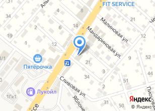 Компания «Славия» на карте