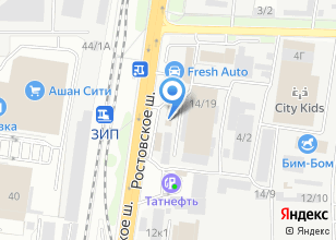 Компания «Japan Trek» на карте