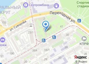 Компания «Трансинвест плюс» на карте