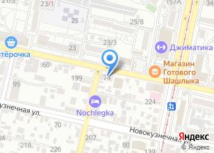 Компания «Современные технологии управления» на карте