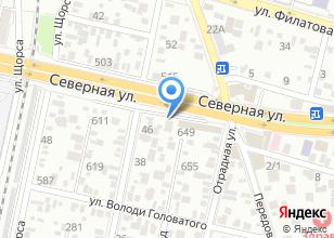 Компания «Канавто к» на карте