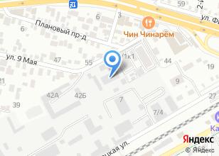 Компания «Келеб» на карте