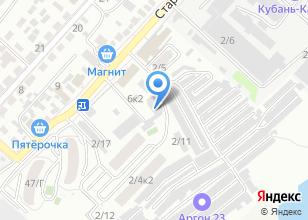 Компания «Софавто» на карте