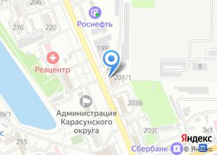 Компания «ВДПО Краснодара» на карте