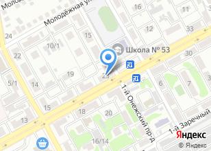 Компания «Torgovoe23.ru» на карте