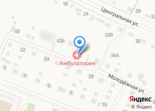 Компания «Амбулатория Липецкая центральная районная больница» на карте