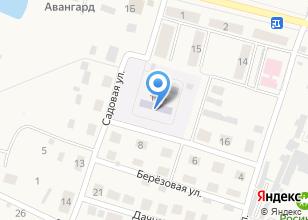 Компания «Хиринская начальная школа-детский сад» на карте