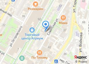 Компания «ААА+ ЦентрСРО» на карте