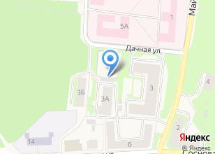Компания «Строящийся жилой дом по ул. Майская (Кувшиново)» на карте