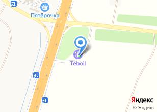 Компания «АЗС Оптан-Мордовия» на карте
