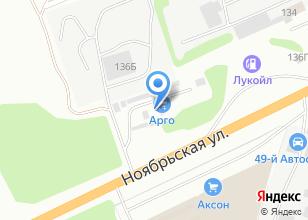 Компания «Радуга-ЛКР» на карте