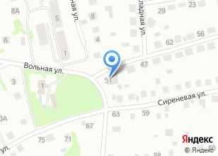 Компания «Агроальянс» на карте