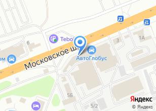 Компания «Автоснаб» на карте