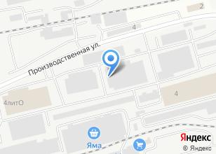 Компания «Владпринт» на карте