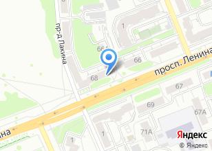 Компания «Подшипник.ру» на карте