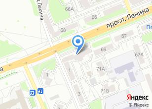 Компания «Азбука жилья» на карте