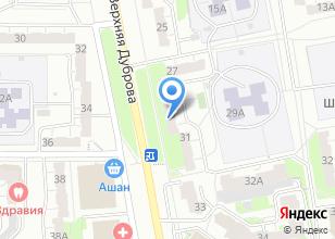 Компания «Лоскут» на карте