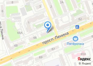 Компания «Бензоинструменты» на карте