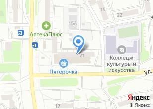 Компания «СтройСити» на карте