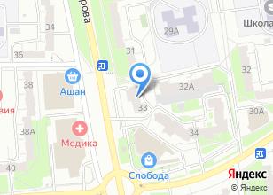 Компания «ФотоЛюкс» на карте