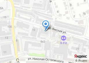 Компания «Автоматика и системы связи» на карте