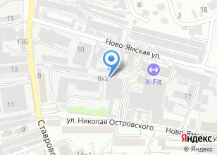 Компания «Автокомплекс на ДОСААФ» на карте