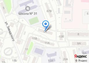 Компания «NRG» на карте