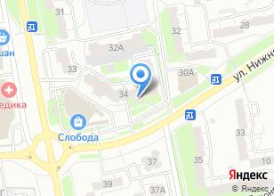 Компания «Здоровые ноги» на карте