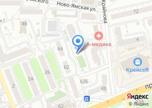 Компания «ПСВ-Холдинг» на карте