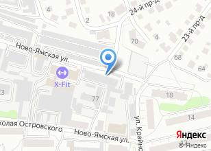 Компания «НОРДСТАЙЛ СЕРВИС» на карте