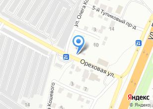 Компания «Шиномонтаж в Сельце» на карте