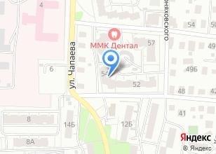 Компания «Ортокомфорт» на карте