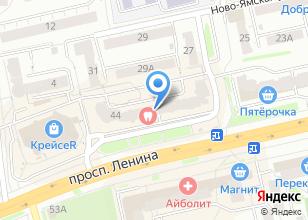 Компания «Мастер-МАГ» на карте