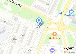 Компания «Игрушки» на карте