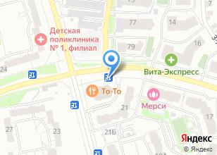 Компания «Мышенька» на карте