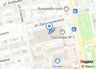Компания «АВТОЗАПЧАСТИ33» на карте