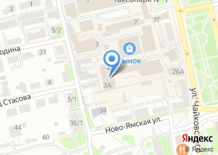 Компания «Спелёнок» на карте
