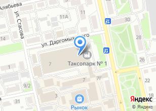 Компания «Жизнь» на карте