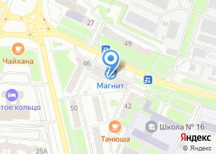 Компания «33-gsm» на карте