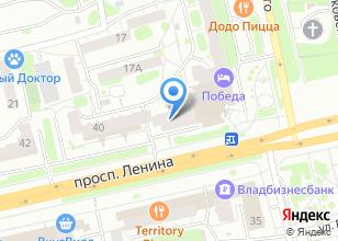 Компания «Зверобой» на карте
