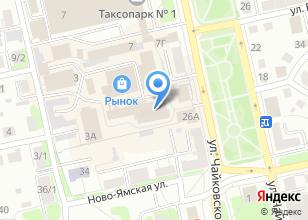Компания «Фазенда 33» на карте