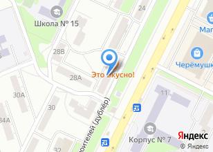 Компания «33 ФОТО БАГЕТ» на карте