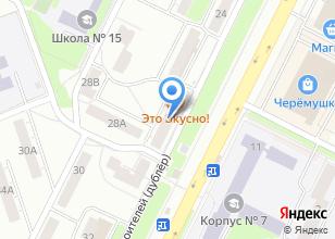 Компания «33ФОТО» на карте