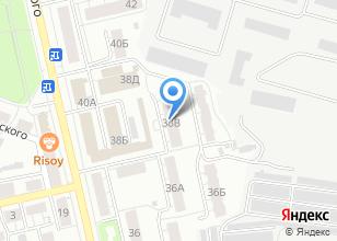 Компания «Фокон» на карте