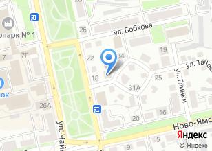 Компания «Империя камня» на карте