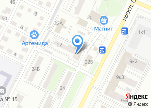 Компания «Сеть магазинов инструментов» на карте