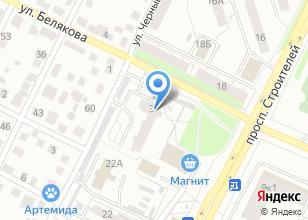 Компания «ОптимаЭнерго» на карте