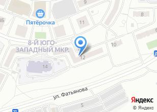 Компания «Экипировка» на карте