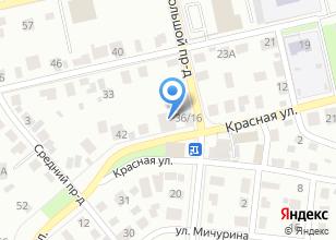 Компания «Кирпич-скала» на карте