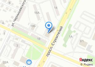 Компания «Печатный салон №1» на карте